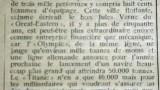 Archive titanic cherbourg éclair 10 avril 1912