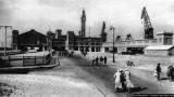 La Gare Maritime Transatlantique de Cherbourg dans les années 30
