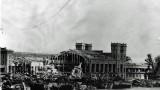 Gare Maritime Transatlantique détruite pendant la seconde guerre mondiale