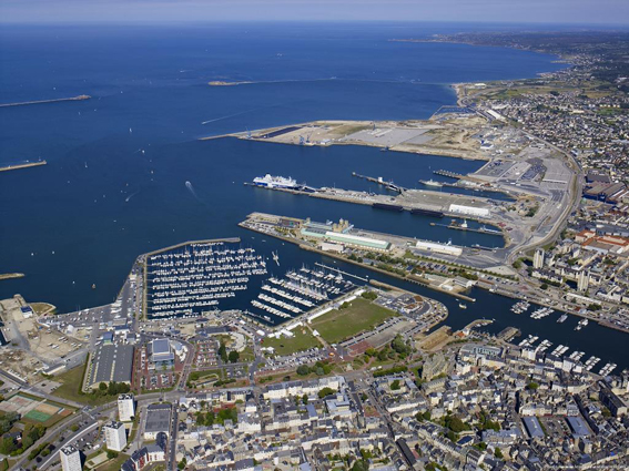 Ville Cherbourg Fr