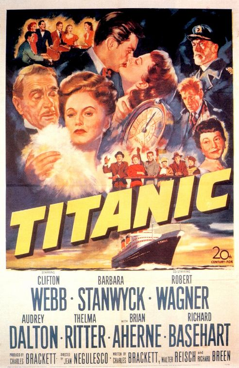 titanic film år